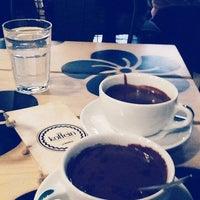 Photo taken at Koffein by Dragana I. on 11/30/2014