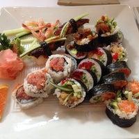 Photo taken at Tokyo Sushi Bar by Anton C. on 10/9/2014