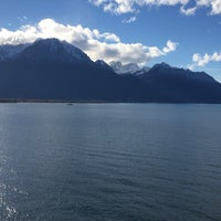 Photo taken at Montreux by Stanislav on 11/19/2016