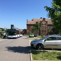Photo taken at Bahnhof Elstal by conceptworker on 7/11/2015