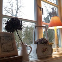 Photo taken at Pfarrhof Stuer by conceptworker on 2/16/2014