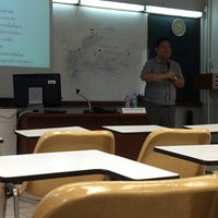 Photo taken at Faculty of Political Science by Ice J. P. on 2/25/2017