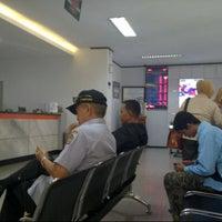 Photo taken at Bank BRI by wahyuni s. on 1/8/2014