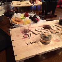 Photo taken at Wine Thirty by Shareem L. on 3/10/2014
