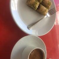 Photo taken at Ayşe Ana Pastanesi by Fevzi Gökhan C. on 4/19/2018