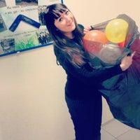 Photo taken at Гипермаркет Лента by Viktorya N. on 3/7/2014