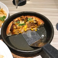 Photo taken at Pizza Hut by Mido K. on 3/21/2017