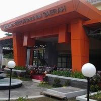 Photo taken at perpustakaan kota magelang by Kudo S. on 3/27/2014