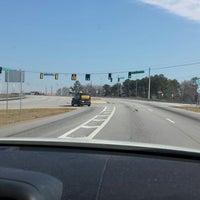 Photo taken at I-16 Exit 6 by Jenn M. on 3/11/2014