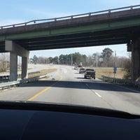 Photo taken at I-16 Exit 6 by Jenn M. on 3/8/2014