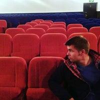 """Снимок сделан в Кинотеатр """"Чайка"""" пользователем Nelly F. 10/25/2015"""
