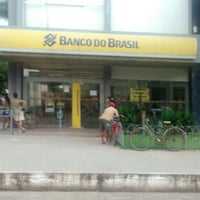 Photo taken at Banco do Brasil - Abaetetuba by Heraldo P. on 3/6/2014