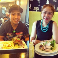 Photo taken at Urbano Bistro by Nica G. on 1/15/2015