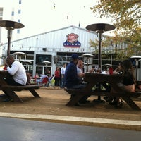 Photo taken at Katy Trail Ice House by Chuck T. on 11/30/2012