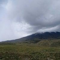 Photo taken at Parque Nacional Cotopaxi Caspi Entrada by Silvia E. on 4/26/2015