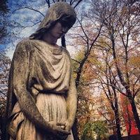 Photo taken at Alter Garnisonsfriedhof by Shannon Z. on 11/8/2013
