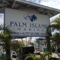 Photo taken at Palm Island Transit by David M. on 4/28/2013