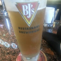 Photo taken at BJ's Restaurant and Brewhouse by Jamie W. on 7/27/2013