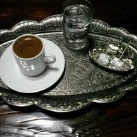 Photo taken at Tesadüf Cafe by Cansu K. on 11/21/2013