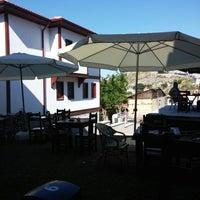 Photo taken at Tesadüf Cafe by Cansu K. on 6/24/2014