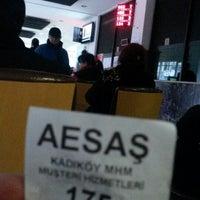 Photo taken at Ayedaş by Tolga K. on 1/31/2014