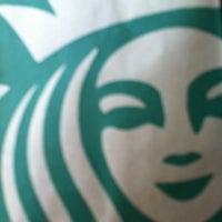 Photo taken at Starbucks by Jeanne D. on 5/18/2013