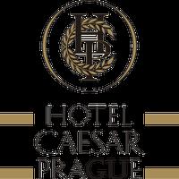 Photo taken at Hotel Caesar Prague by Your Prague Hotels on 11/22/2013