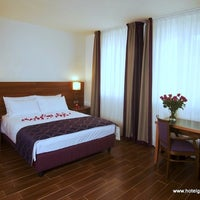 Photo taken at Hotel Galileo Prague by Your Prague Hotels on 11/21/2013