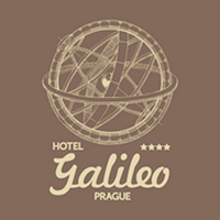 Photo taken at Hotel Galileo Prague by Your Prague Hotels on 12/2/2013