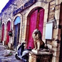 Photo taken at Limassol Old Port by Kosmas T. on 3/23/2013