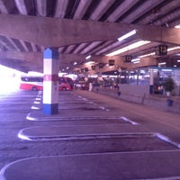 Photo taken at Terminal Rodoviário de Taubaté by Marcio K. on 9/16/2012