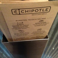 Photo taken at Chipotle Mexican Grill by Devon P. on 2/1/2013