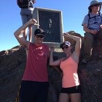 Photo taken at Nicholas Flat Trail, Malibu Canyon by Bre H. on 12/28/2013