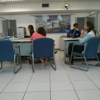 Photo taken at Caixa Econômica Federal by Ernani F. on 1/17/2014