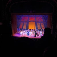 Foto tomada en Aladdin @ New Amsterdam Theatre por David A. el 5/18/2018