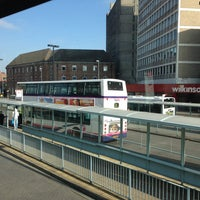 Photo taken at Haymarket Bus Station by Brian B. on 3/2/2013
