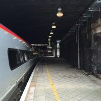 Photo taken at Platform 2B by Brian B. on 7/9/2016