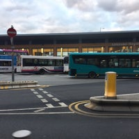 Photo taken at Haymarket Bus Station by Brian B. on 12/3/2016