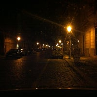 Photo taken at Taxihalte Alt Köpenick by Andreas R. on 4/4/2013