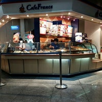 Photo taken at Cafe France by Florencio D. on 4/5/2016