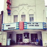 Photo taken at Texas Theatre by Penny K. on 10/27/2013