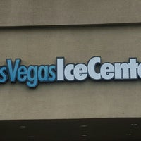 Photo taken at Las Vegas Ice Center by Beer G. on 10/16/2015