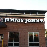 Photo taken at Jimmy John's by Alex T. on 5/19/2013