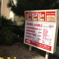 Photo taken at In-N-Out Burger by Kevin O. on 3/28/2013