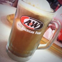 Photo taken at A&W by Muhammad Joe S. on 7/4/2014