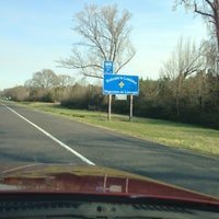 Photo taken at Louisiana / Texas State Line by Mike S. on 3/15/2013