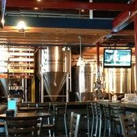 Photo taken at Carolina Brewery by Jami D. on 6/26/2013