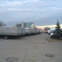 Photo taken at Автоцентр ГАЗ Дунайский by Алентьев Е. on 4/11/2014