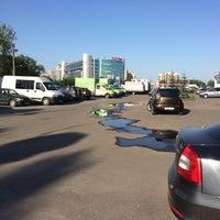 Photo taken at Автоцентр ГАЗ Дунайский by Алентьев Е. on 6/4/2014