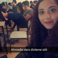 Photo taken at Yalvaç Teknik Bilimler Meslek Yüksekokulu by Ahmet K. on 11/13/2015